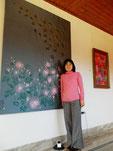 Japanese artist- YOKO J. ( Yoko Ishigami )