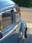 Flèche sortie sur VW Coccinelle