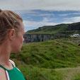 weitblick natur freiheit irland grün leben reisen travel zerowaste