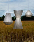 Interiors PR - Janie Knitted Textiles lampshades