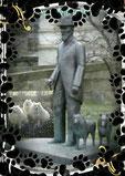 König Wilhelm II. mit seinen und unseren Spitzen.