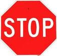 英語 留学 交通標識