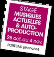 Avec Benoist Faure, Stage Musiques actuelles et Autoproduction
