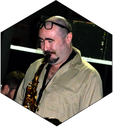 Saxophone : Eddy DELOMENIE (Alpha BLONDY - Saian Supa Crew...)