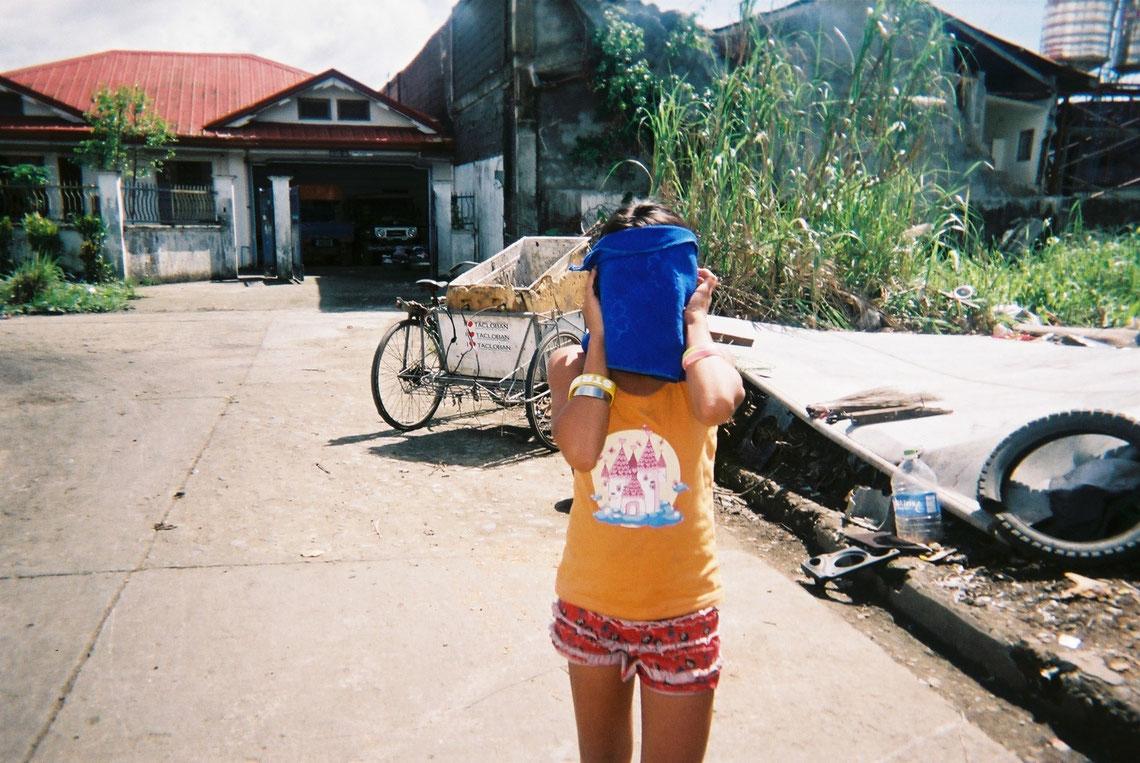 Princess Ann Ventura, 13, Tacloban