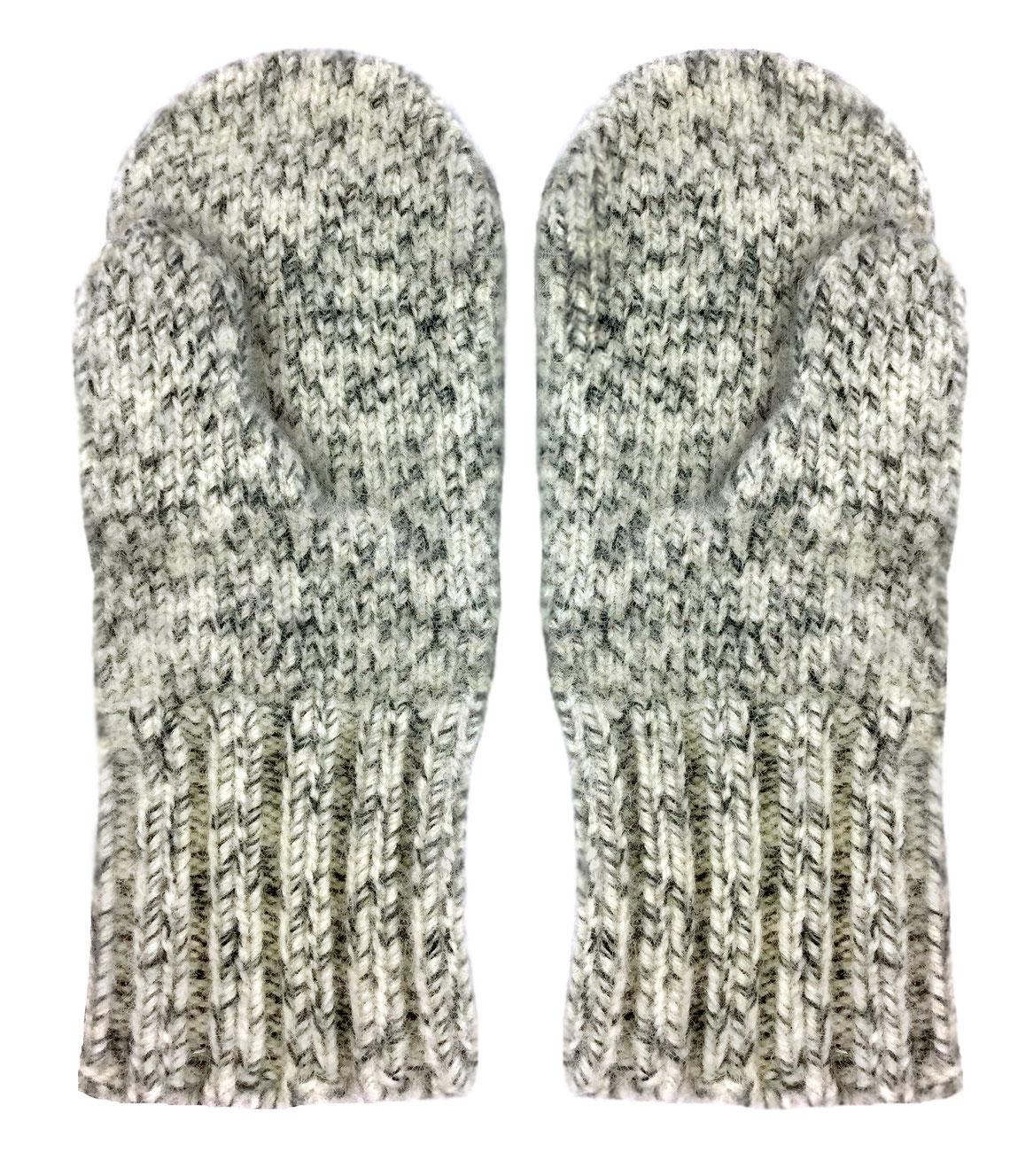 Dachstein Woolwear Boiled Wool Mittens - Sweater Chalet