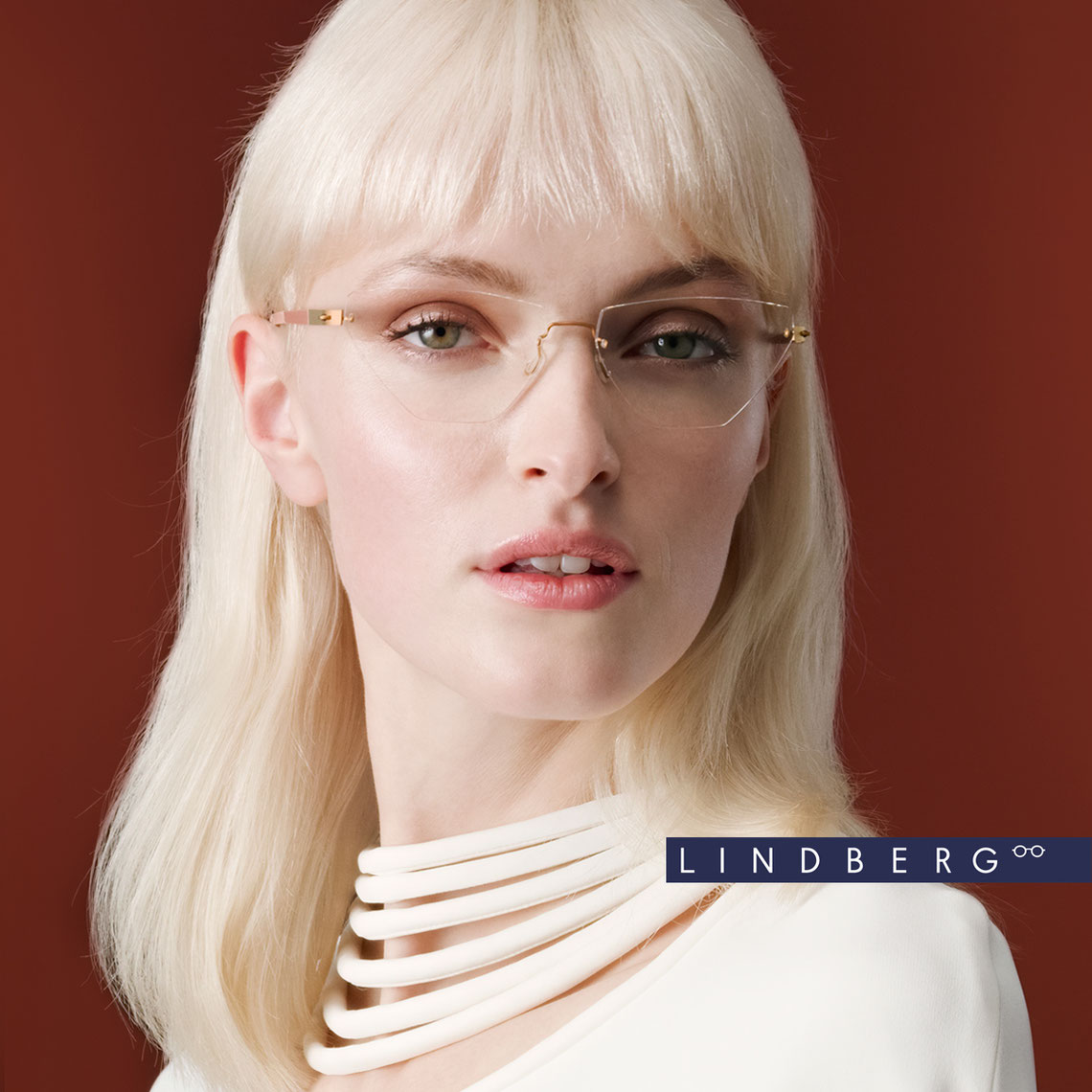 Lindberg #Randlosbrille #Titanbrille #Optiker Zacher #Optiker in Thüringen