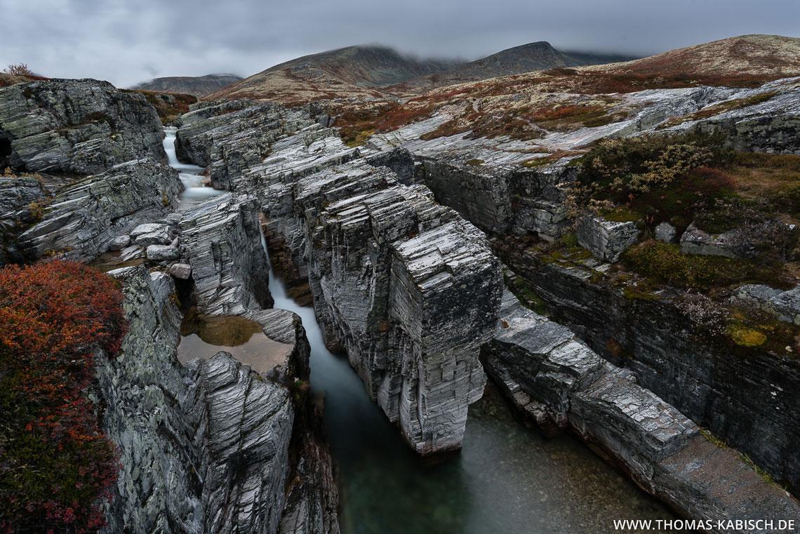 Imbertglupen, Rondane, Norwegen