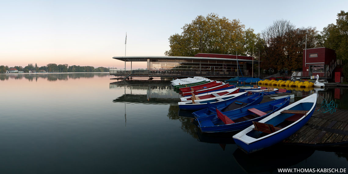 Maschsee Pier 51 Hannover