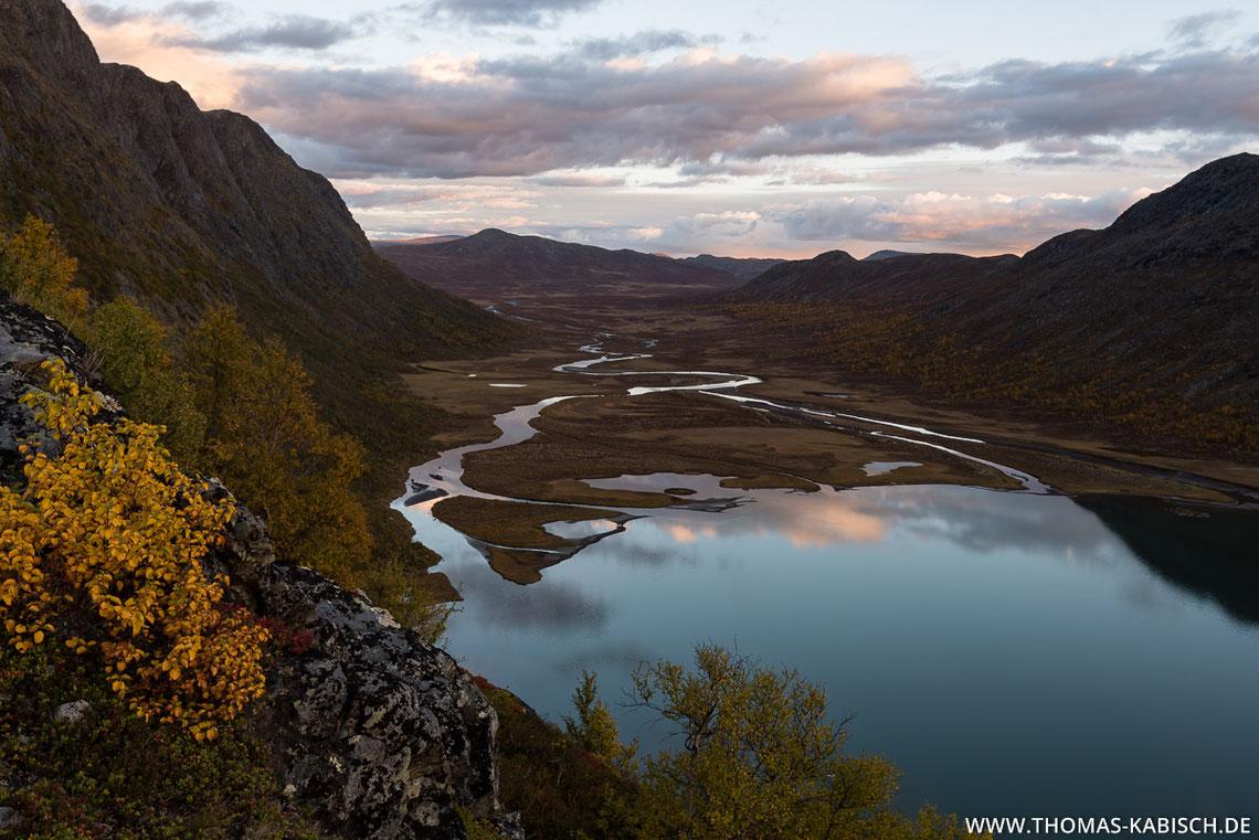 Jotunheimen, Leirungsdalen, Norwegen