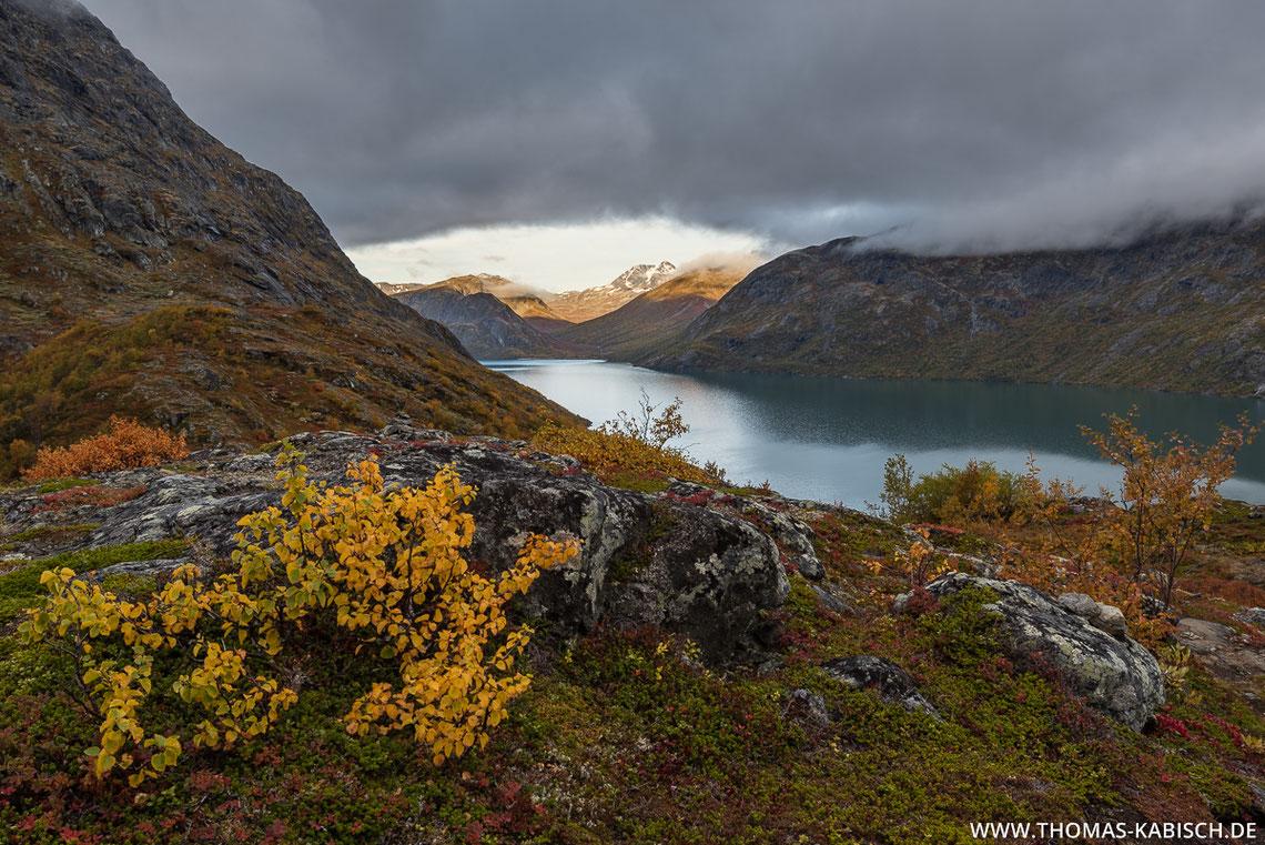Jotunheimen, Gjendesee, Norwegen