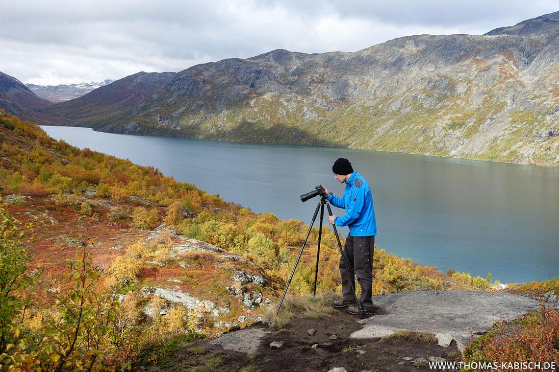 Naturfotografie Ausrüstung Landschaftsfotografie