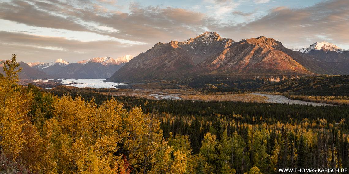 Matanuska Gletscher in Alaska