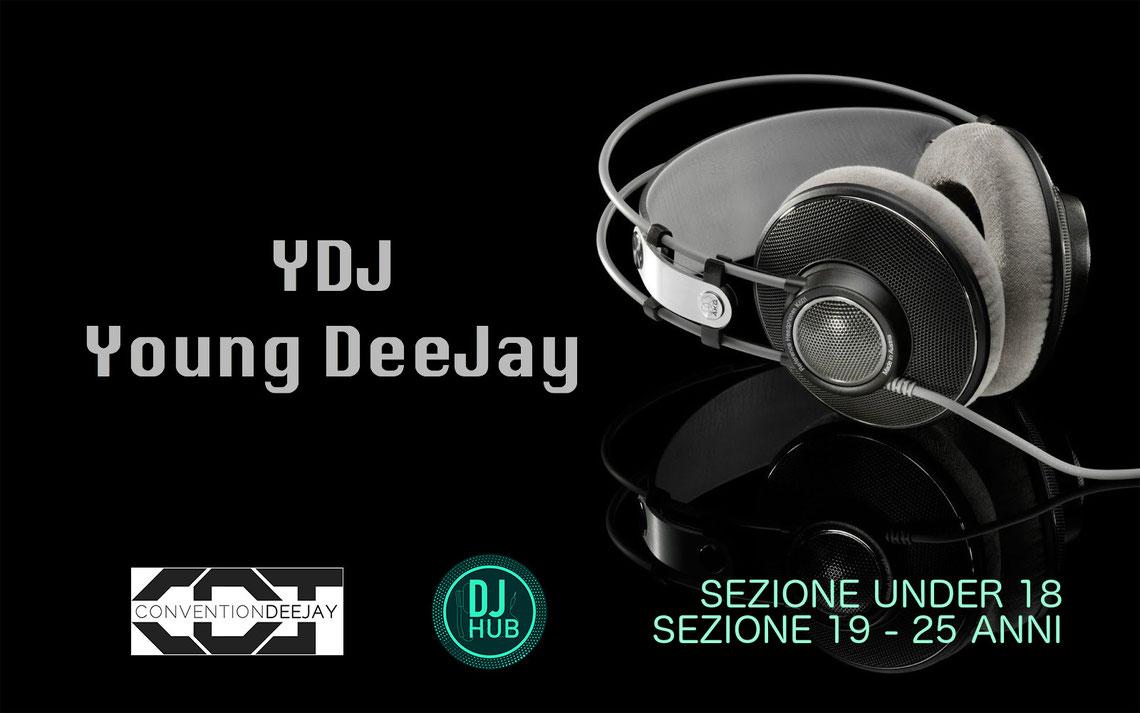 YDJ Young Deejay: mostra a tutti cosa sei in grado di fare! Image