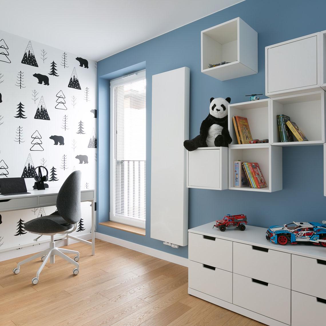 nowoczesny pokój dziecka ikea