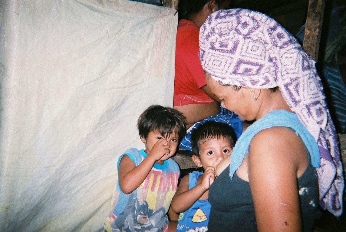 Bernadette Abrello, 14, Tacloban