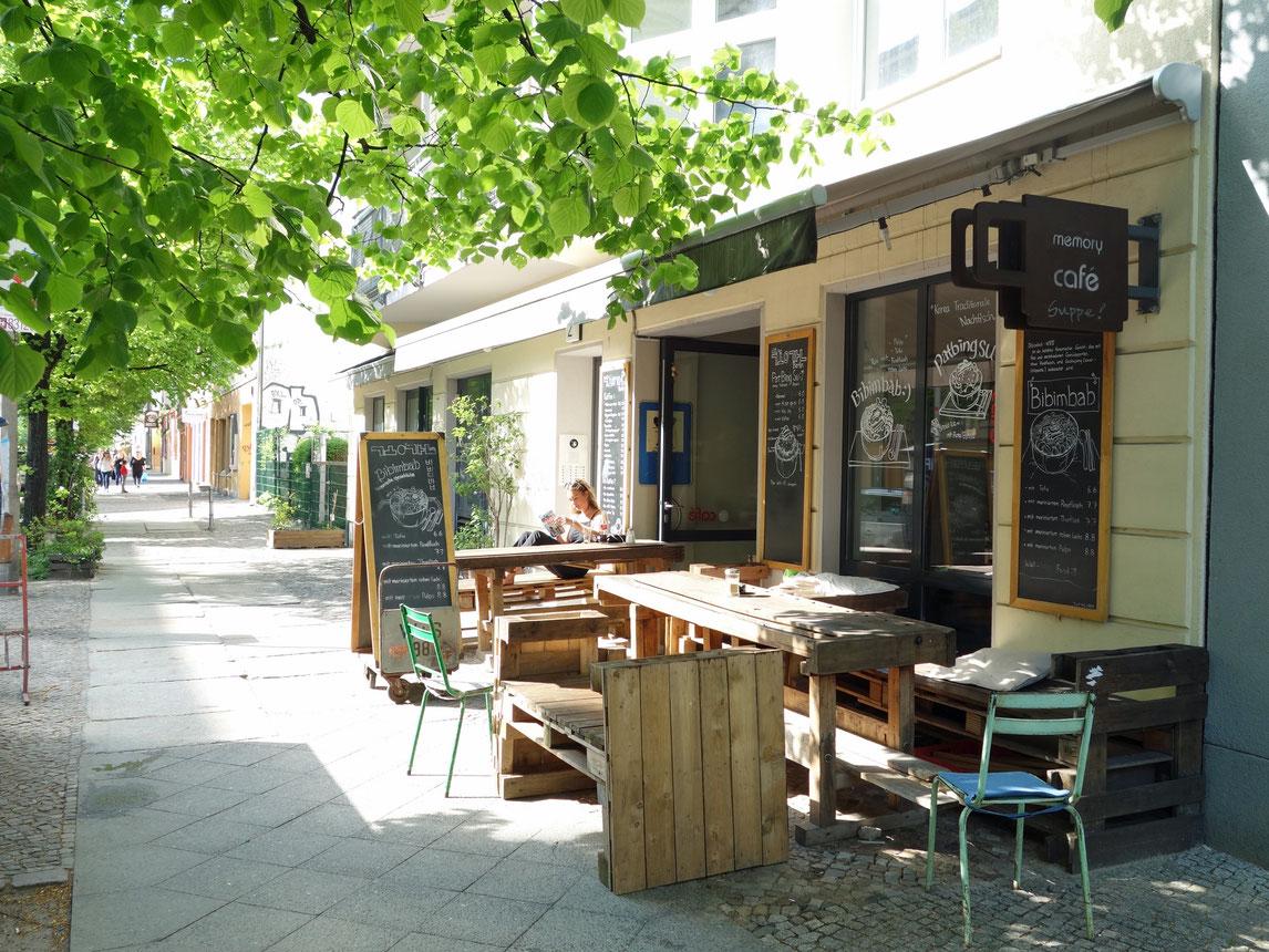 Vintage Café Gong Gan in Berlin