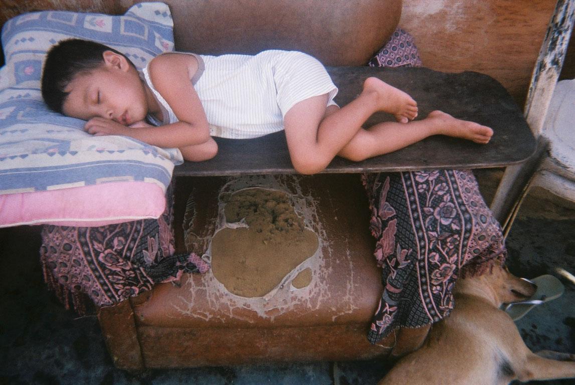 Shailen Epil, 13, Tacloban