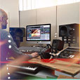 Mixing und Mastering Engineer Jens Michaelis im das Michels Tonstudio Hamburg