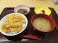 昼食(親子丼)