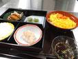 昼食(松花堂風)