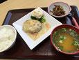 昼食(シチューハンバーグ)新メニュー