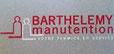 Audit externe qualité pour Barthélémy Manutention