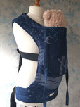 handmade baby carrier