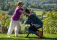Massages assis-personnel-entreprises-évènements-Automnales-EMS-mairies canton Genève