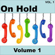 Music on hold Vol.1 - CD Cover - CD Cover