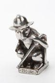 Le pompier - réf : SI0PER19 - 35€
