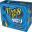 Time's up! Bleu
