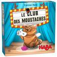 LE CLUB DES MOUSTACHES +7ans, 2-4j