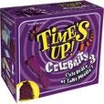 Time's up! violet