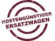 Ersatzfahrzeug / Leihwagen während der Autoreparatur in der freien Kfz-Werkstatt / Autowerkstatt in Rutesheim bei Leonberg