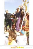 横須賀 河友睦さん: 愛川夏祭り