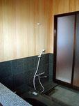 浴室 壁・天井青森ヒバ