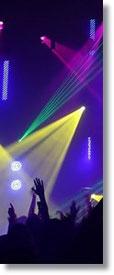 Zeltbeleuchtung, Veranstaltungsbeleuchtung