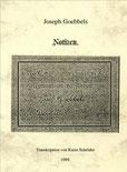 Karin Schröder/™Gigabuch Forschung/Transkriptionsheft 26/ab 1917