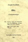 Karin Schröder/™Gigabuch Forschung/Transkriptionsheft 28/1918
