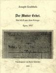 Karin Schröder/™Gigabuch Forschung/Transkriptionsheft 08/1918