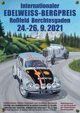 Edelweiss-Bergpreis, Roßfeld Rennen