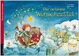 Eine fantasievolle Weihnachtsgeschichte über einen kleinen Wunschzettelengel, der im Wagen des Großen Bären Abenteuer erlebt.