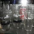 Palm bier glazen
