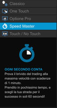 24WINNER OPZIONI BINARIE 60 SECONDI SPEED MASTER