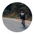 Ideal zum Mountainbike