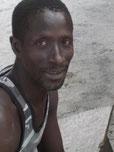 Flavien Camara, Lehrer der DYARAMA SCHULE Taayaki