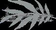 Logo de la cinquieme cinquieme, boutique en ligne d'accessoires et bouquets en fleurs séchées.