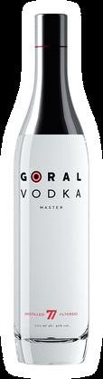Vodka Goral Master 77