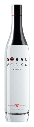 Vodka Goral Master 77